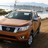 Nueva Nissan NP300 Frontier 2016
