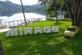 Mitsubishi Mirage, más que una cara bonita
