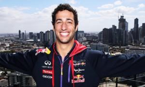 Infiniti y Red Bull Racing calientan motores