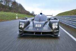 Porsche 919 Hybrid en Le Mans y el WEC: la evolución del debutante