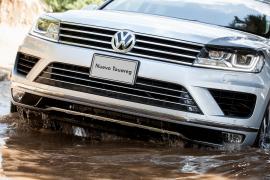 Volkswagen Touareg listo para conquistar la cima