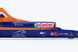 #MartesDeMachine – Bloodhound SSC