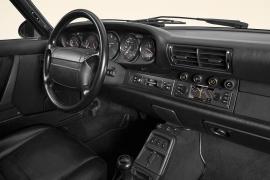 Porsche Classic ofrece nuevo sistema de radio y navegación para su línea de autos clásicos deportivos