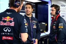 Día de pruebas de Infiniti Red Bull Racing en Barcelona