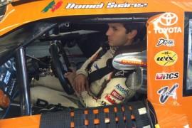 Daniel Suárez largará 6º en Daytona