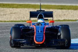 Fernando Alonso se prepara para Malasia