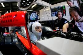 McLaren-Honda continua con problemas