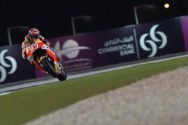 Márquez lidera la combinada tras la FP3 de MotoGP