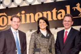 """Continental, programa de inversión """"Visión 2025"""""""