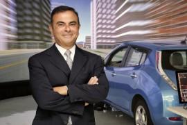Los cambios en la industria reducen la expectativa de crecimiento: Carlos Ghosn