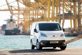 Los vehículos eléctricos Nissan para uso comercial con crecimiento exponencial