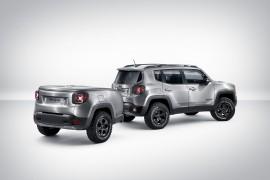GINEBRA: Jeep y Mopar presentan el  Jeep Renegade Hard Steel