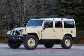 Jeep y Mopar se presentan en el Easter Jeep Safari con siete nuevos conceptos