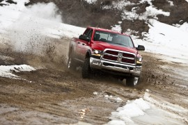 Ram Power Wagon es la 'Pickup del Año 2015'