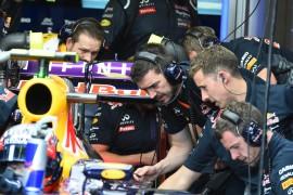 Red Bull busca repetir los éxitos que tuvo en el 2014