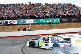 La NASCAR México llegará este fin de semana al Súper Ovalo Potosino