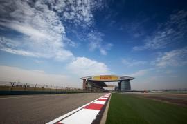 El Circuito de Shanghai recibe a la Fórmula 1