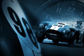 #JuevesDeRelojRacing – Capeland Shelby Cobra de Baume & Mercier