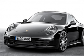 ALL BLACK POWER, Porsche 911 y Boxter Black Edition