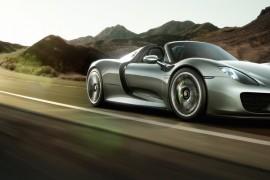 Récords de primera mitad: Porsche