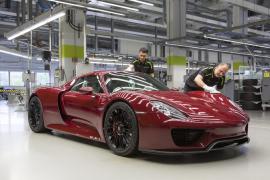 Porsche 918 Spyder culmina su producción, un nuevo clásico