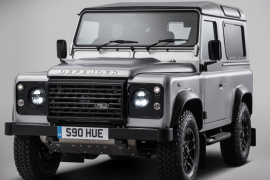 Land Rover Defender número 2,000,000