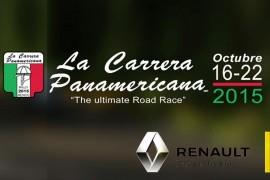Renault México patrocinador oficial de La Carrera Panamericana