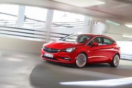 Nuevo Opel Astra, lo veremos en Frankfurt