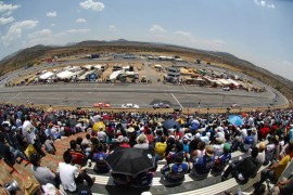 NASCAR México modificó la mitad de su calendario 2015