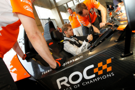Sebastian Vettel correrá en Race of Champions 2015