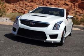 Cadillac ATS-V y CTS-V, los manejamos en su ambiente