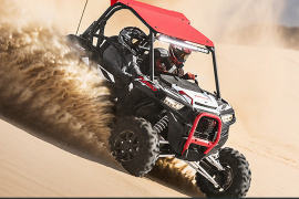 Polaris RZR XP Turbo, te lleva al límite