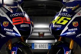 Abarth celebra por partida doble: brillante podio en MotoGP y crecimiento de ventas en Europa