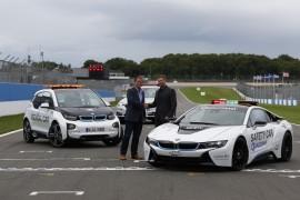 BMW seguira siendo el vehículo de la Fórmula E