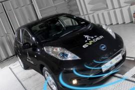 Nissan hace escuchar a los eléctricos