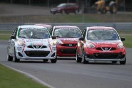 Copa Nissan Micra en Canada