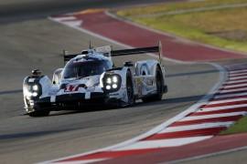 Porsche gana en Austin, tercer triunfo consecutivo en WEC