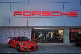 Porsche inicia operaciones en Veracruz