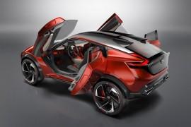Nissan Gripz, simplemente radical