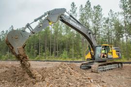 ¡¡¡Arranca construcción de planta de Volvo en Carolina del Sur!!!