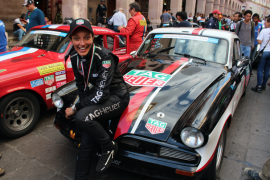 Carrera Panamericana 2015, la recta final