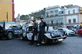 TAG Heuer marca el ritmo en la Carrera Panamericana