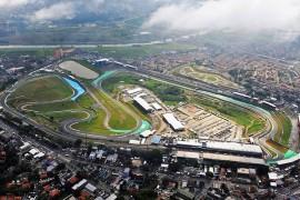 El 'Gran Circo' llega a Brasil a la penúltima fecha de la F1