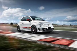 Edición Especial Abarth 595 Yamaha Factory Racing