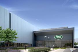 Jaguar / Land Rover  duplica el tamaño de su planta de motores