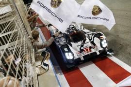 Porsche gana el título en el Campeonato del Mundo de Pilotos