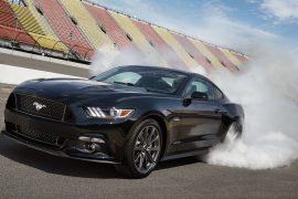 Se acerca el rediseño de Mustang
