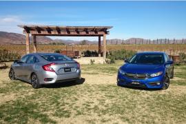 Honda Civic 2016, precios y versiones