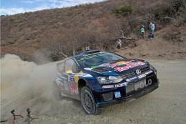 """""""Monstruoso""""así llaman al nuevo tramo del Rally México"""
