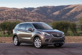 Buick Envision hecho en China logra Top Safety Pick